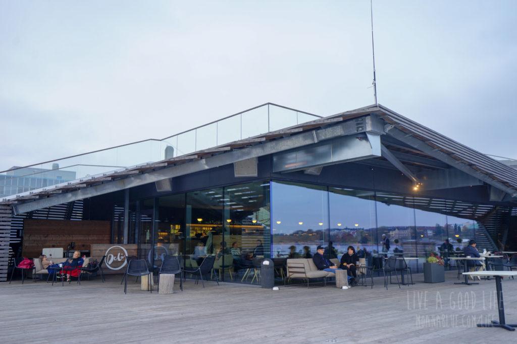 ヘルシンキのサウナLoÿlu(ロウリュ)