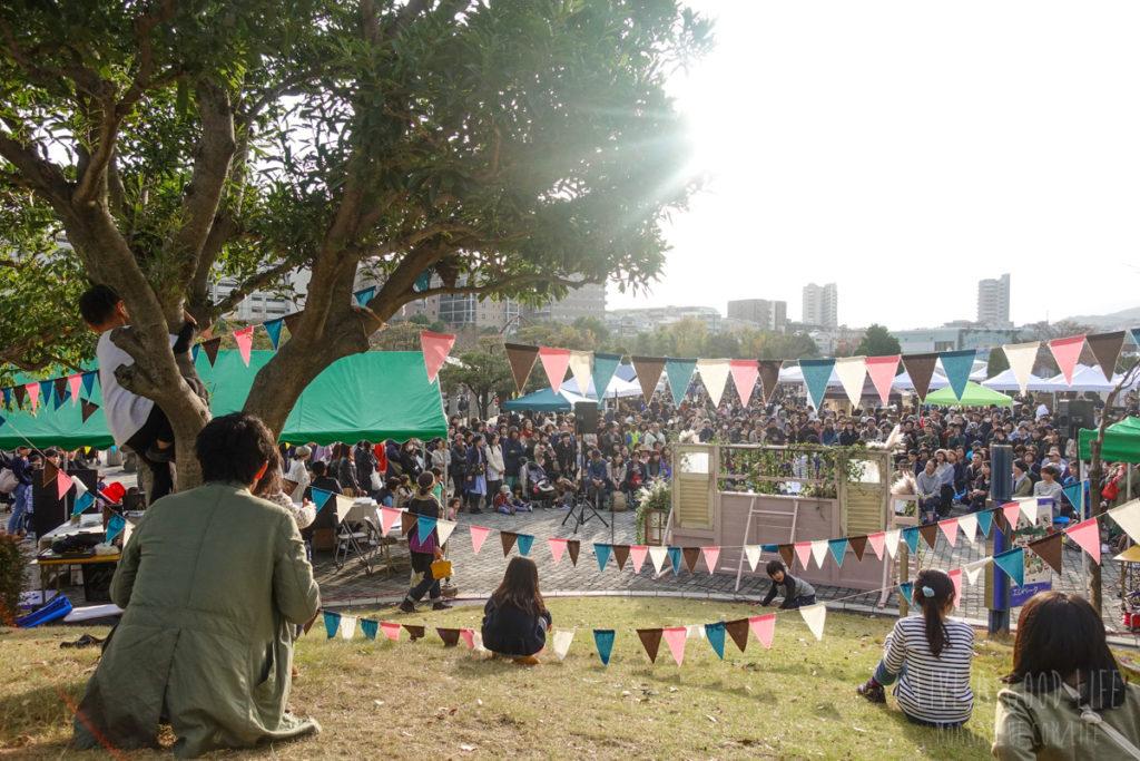 関西蚤の市 ライブ