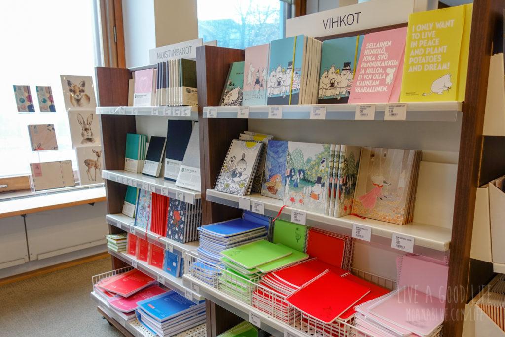 ヘルシンキアカデミア書店2F