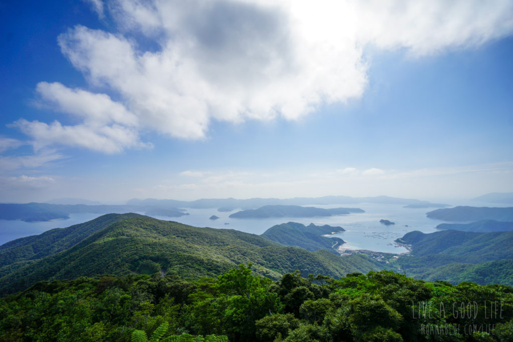 奄美から加計呂麻島方面
